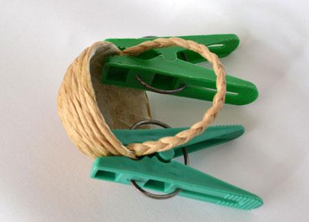 آموزش درست کردن سبد, آموزش تصویری ساخت سبد