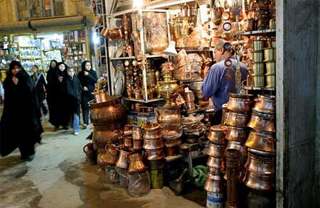 جاذبه های ایران گردشگری  , مجموعه بازار اراک