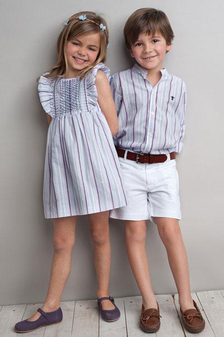 لباس بچه گانه برند Neck And Neck,لباس تابستانی بچه گانه