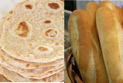 پزشکی و سلامت تغذیه  , چرا نان های سفید نخوریم ؟