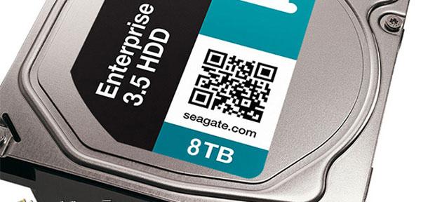 اخبار تکنولوژی و فناوری اخبار داغ  , معرفی هارد 8 ترابایتی 3.5 اینچی Seagate