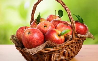 سبد سیب