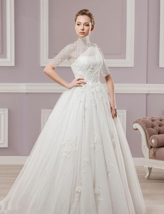 جدیدترین مدل های لباس عروسی , شیک ترین مدل های لباس عروسی
