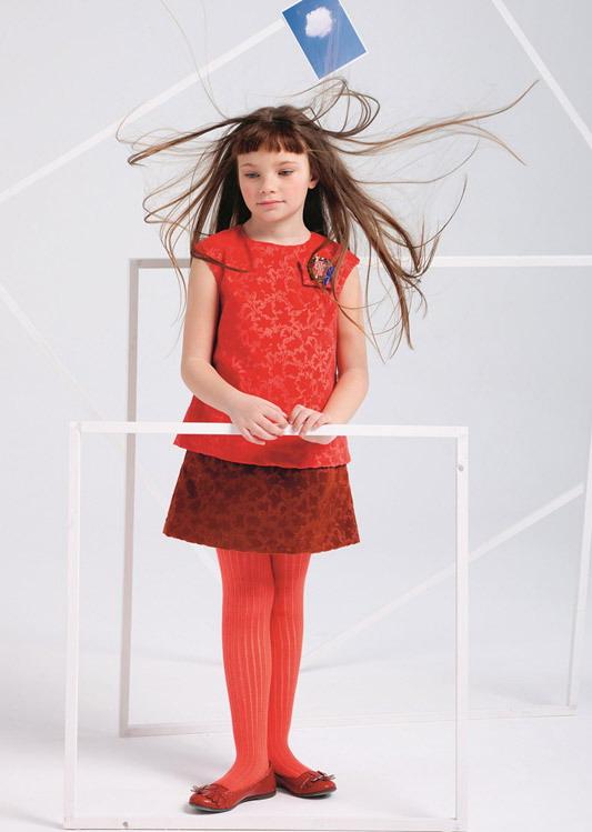 لباس پاییزی بچگانه