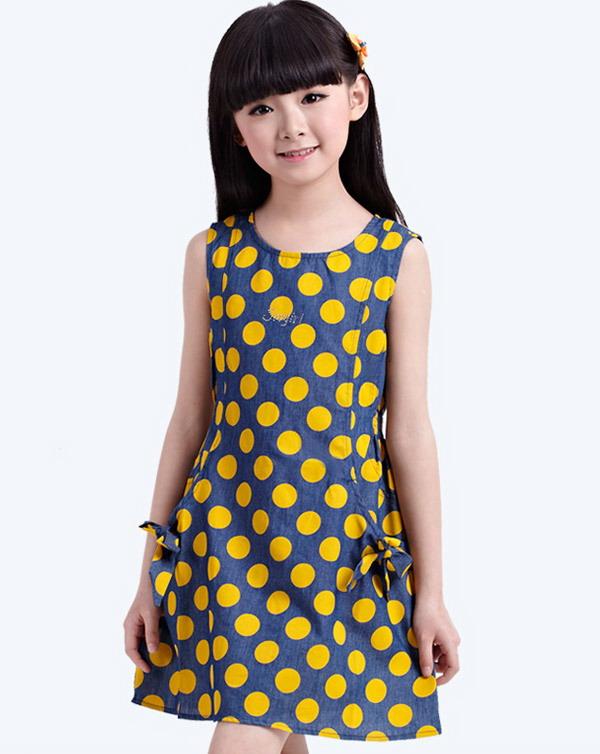 پیراهن مجلسی دخترانه - مدل لباس مجلسی بچگانه