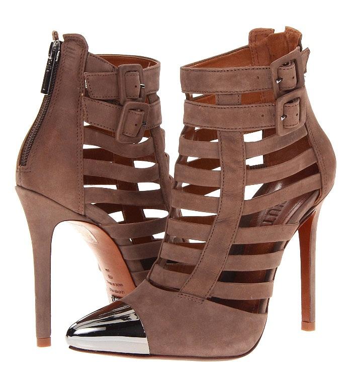 کفش دخترانه - کفش مجلسی - انواع مدل کفش - نیم بوت مجلسی