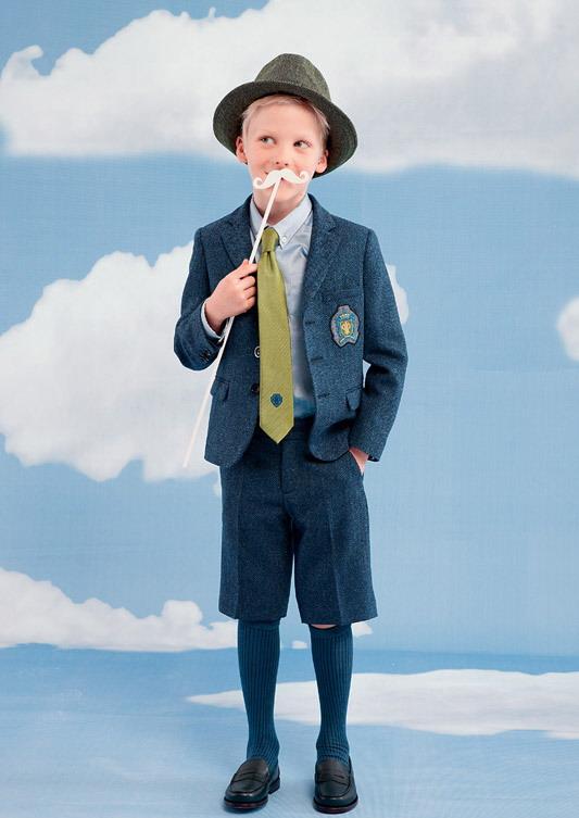 مدل کت و شلوارک پسرانه - مدل لباس برای بچه ها
