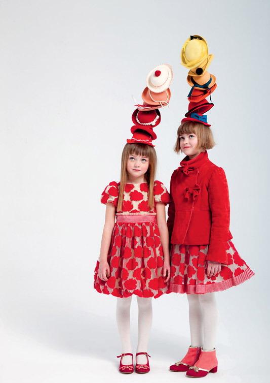 مدل لباس مجلسی بچگانه - مدل پیراهن دخترانه - کت و دامن دخترانه