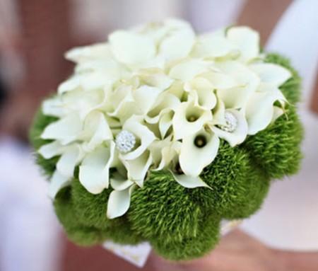 دسته گل های زیبای عروس