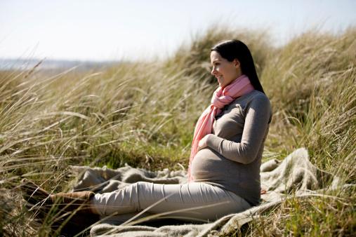 آرامش دوران بارداری