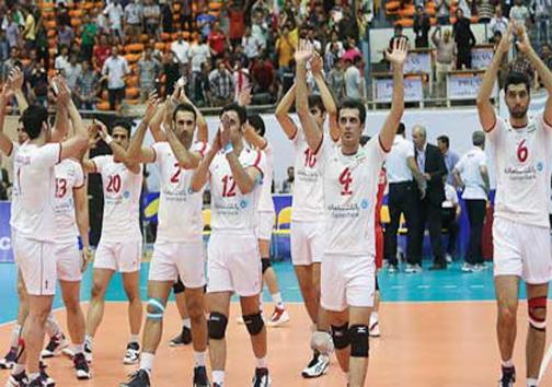 اخبار داغ اخبار ورزشی  , گزارش دیدار تیم ملی والیبال ایران با ایتالیا