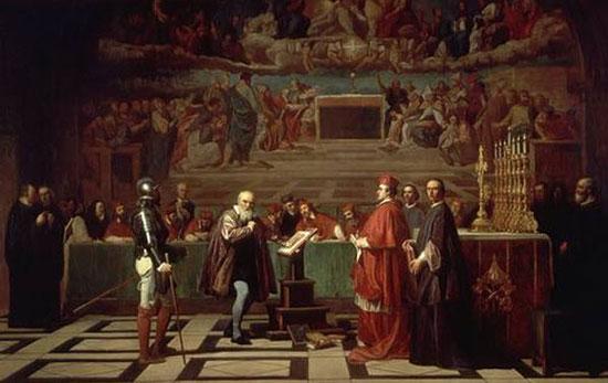 زندگی و محاکمه گالیله: از شهرت و غرور تا توبهکاری اجباری