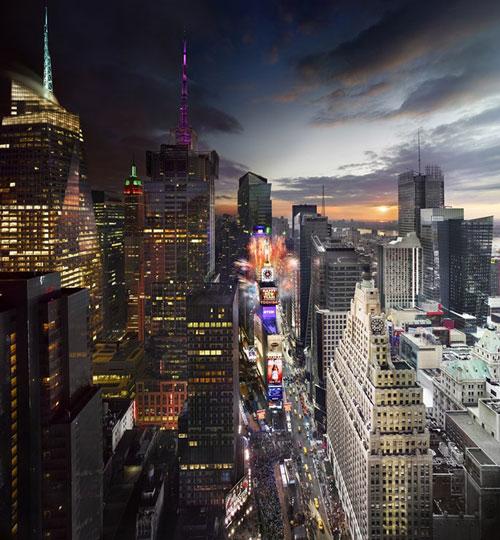 تفاوت شب و روز در مکانهای یکسان از نگاه اِستفن ویلکس