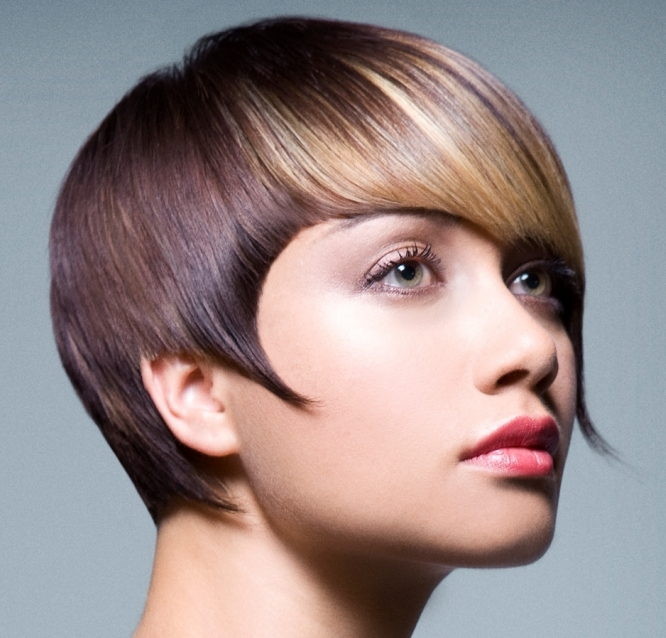 آرایش و زیبایی مدل و آرایش مو  , راهنمای انتخاب هایلایت مناسب