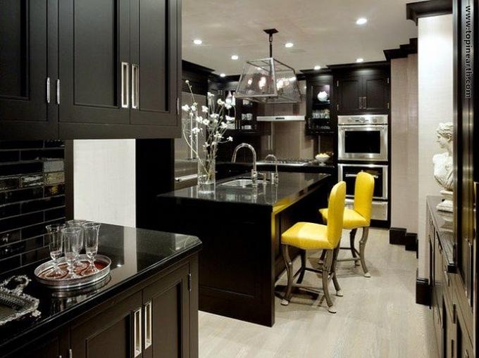 ایده هایی برای طراحی داخلی آشپزخانه