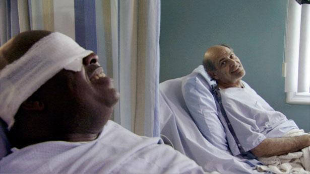 پنجره بیمارستان