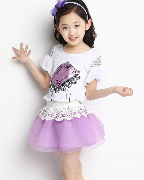 پیراهن مجلسی بچگانه - مدل لباس مجلسی بچگانه