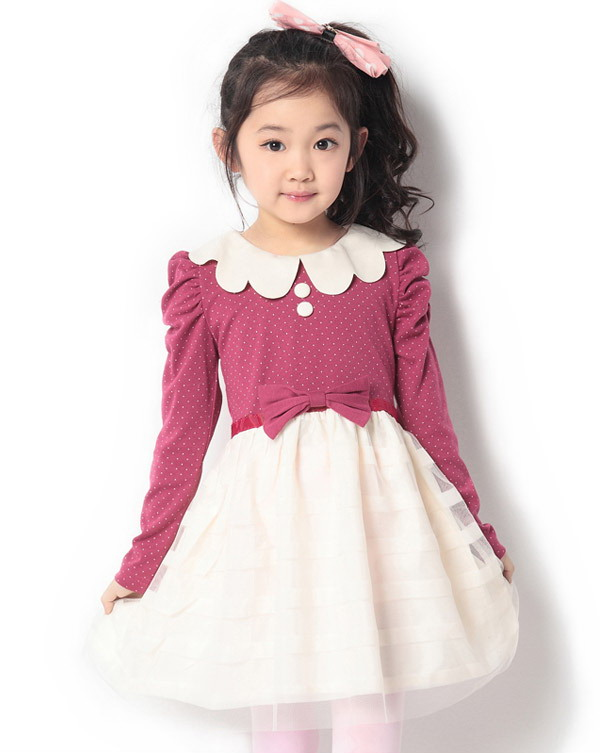 دوخت لباس حریر بچگانه مدل های زیبای پیراهن مجلسی دخترانه - مجله تصویر زندگی