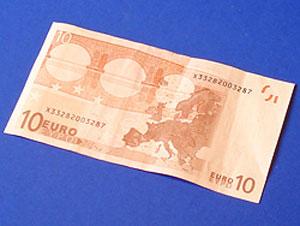 آموزش تصویری تزئین پول به شکل گل