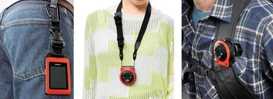 اخبار تکنولوژی و فناوری اخبار داغ  , معرفی دوربین Exilim EX-FR10