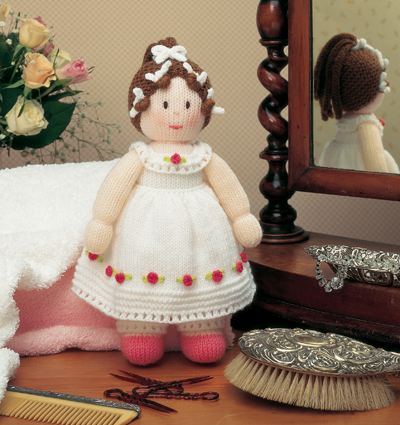 عروسک بافتنی-عروسک کلکی-عروسک دستبافت-عروسک