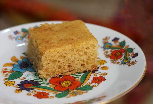 طرز تهیه کیک بدون تخم مرغ