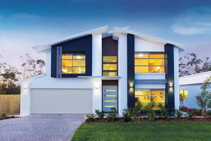 خانه ویلائی - معماری ویلایی - نمای منزل