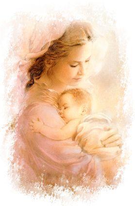 خلقت زن مادر