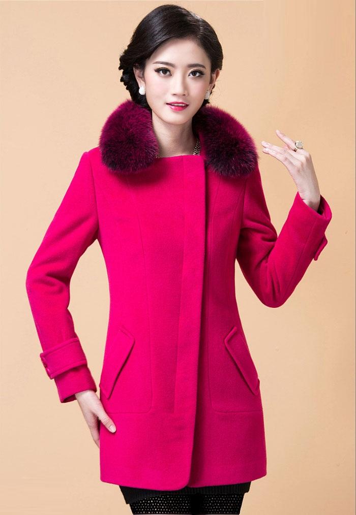 مدل جدید پالتوی زنانه - لباس زمستانی زنانه