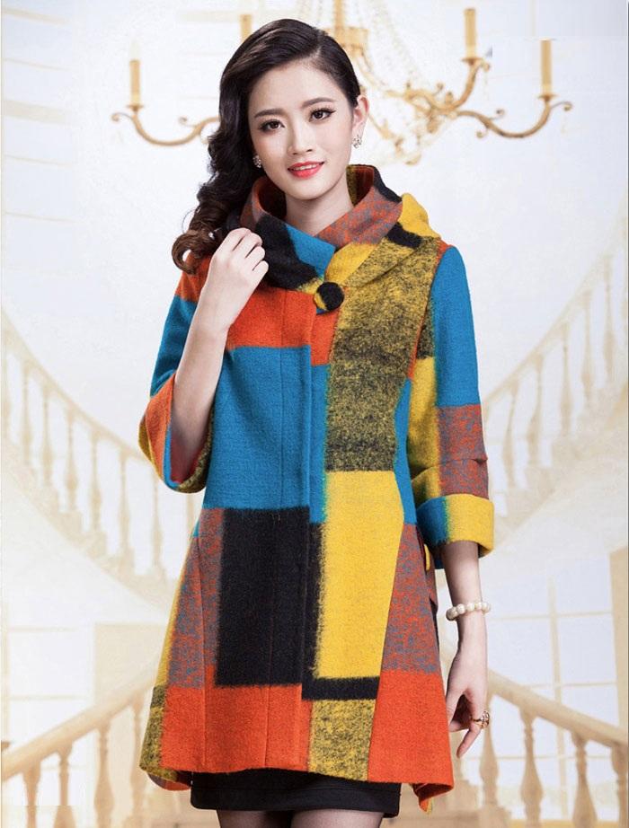 مدل پالتو زنانه کره ای