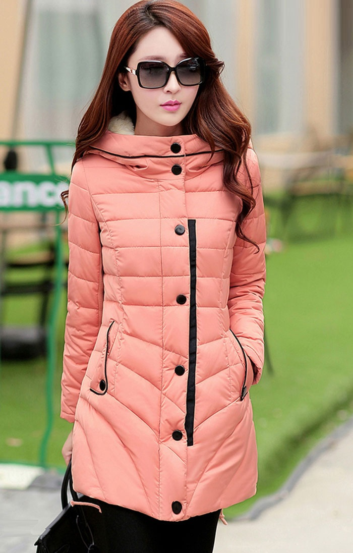 نتیجه تصویری برای مدل پالتو دخترانه کره ای جدید