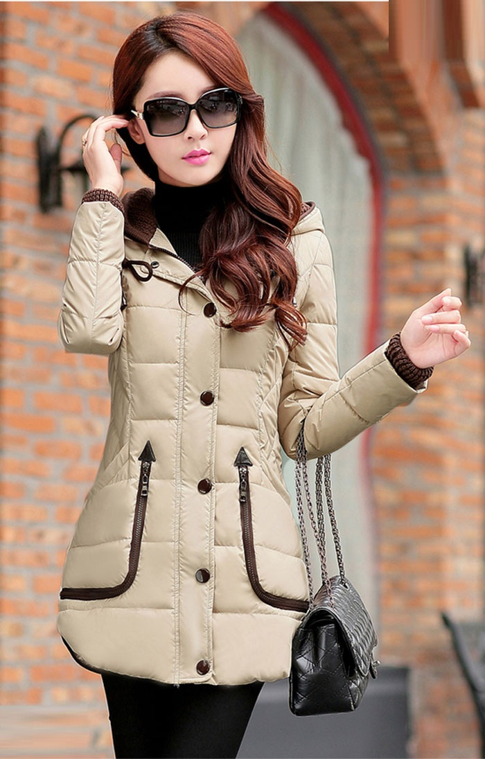 مدل لباس زنانه  , مدل پالتو زنانه جدید 2016 • مدل پالتو مجلسی دخترانه کره ای