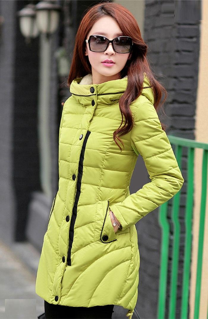 مدل پالتو دخترانه پسته ای کره ای