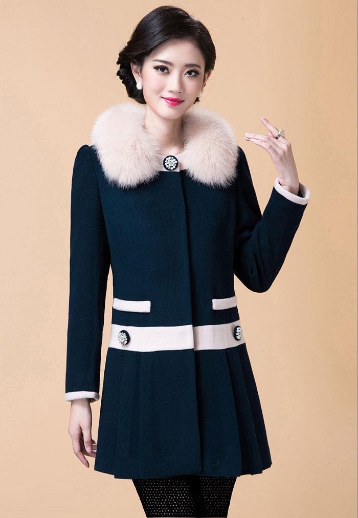 مدل پالتوهای زنانه - لباس زمستانی زنانه