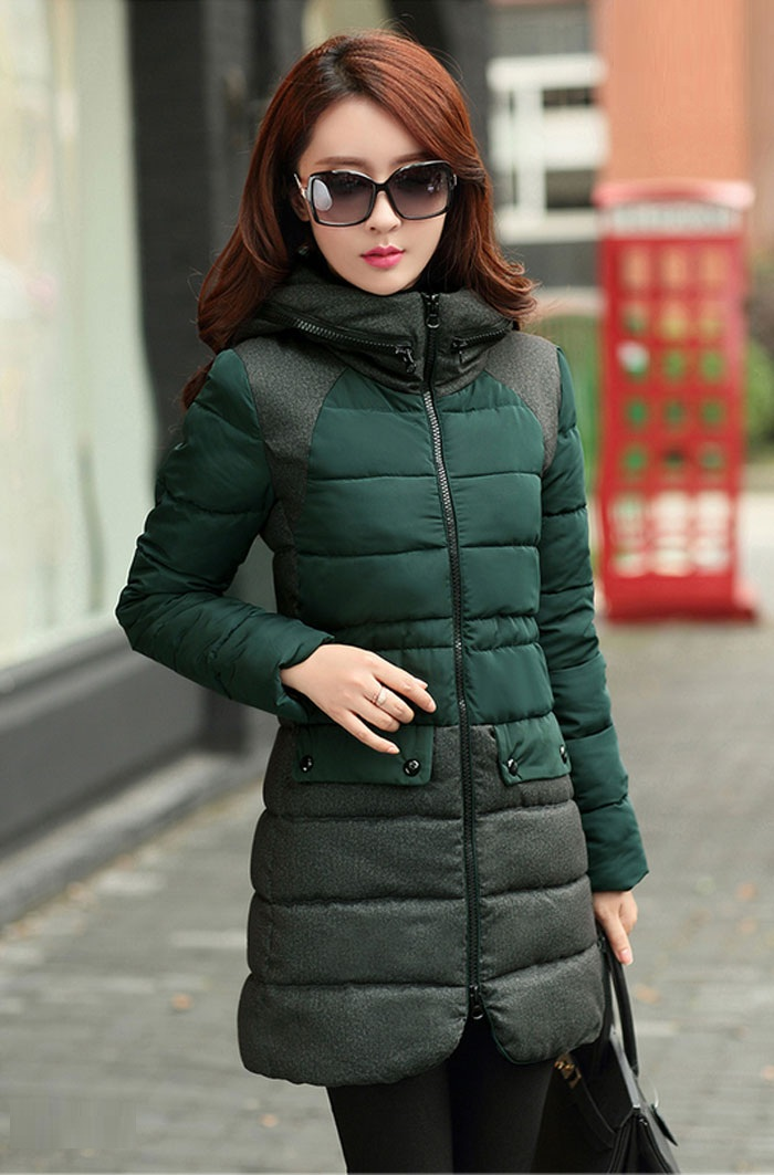 مدل پالتو دخترانه یشمی کره ای