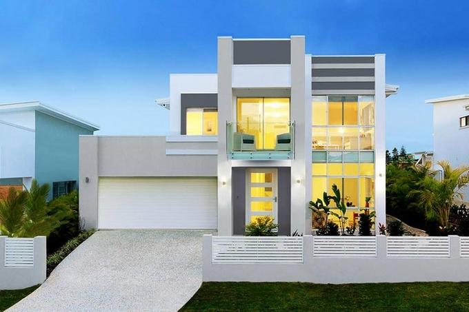 خانه و خانواده دکوراسیون  , نمونه هایی از طراحی های خانه ویلایی