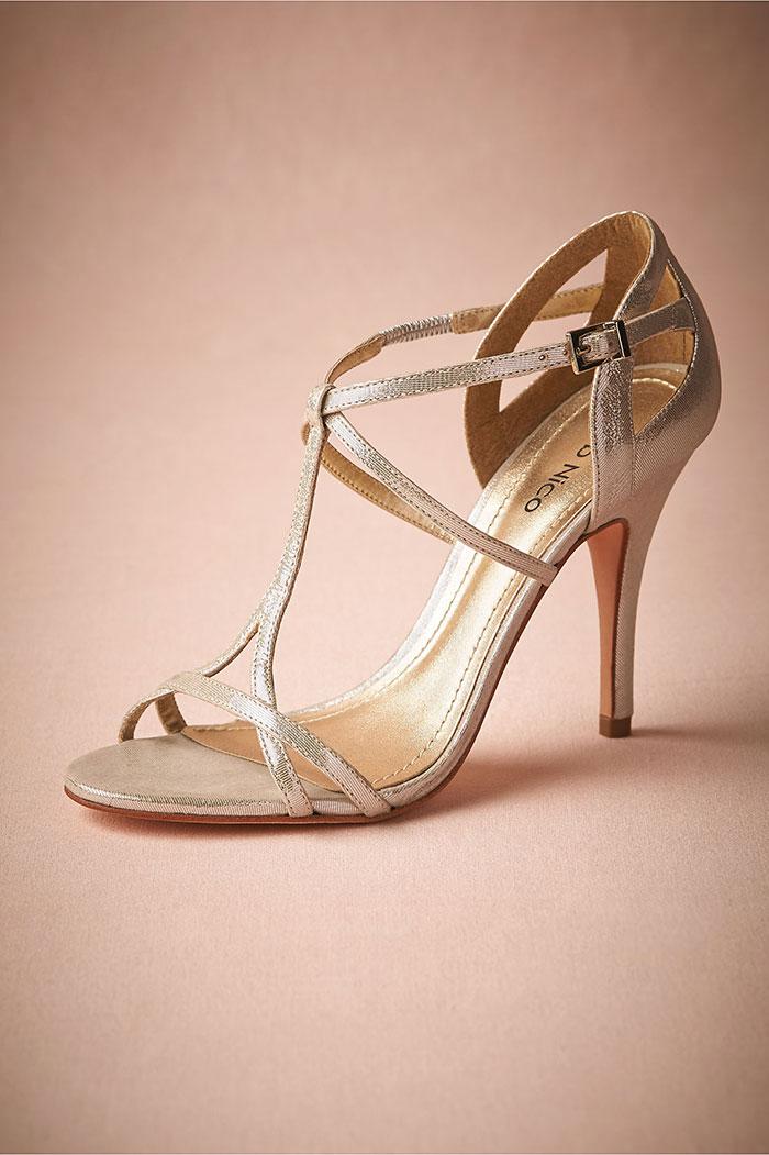 مدل های شیک و جذاب کفش عروس