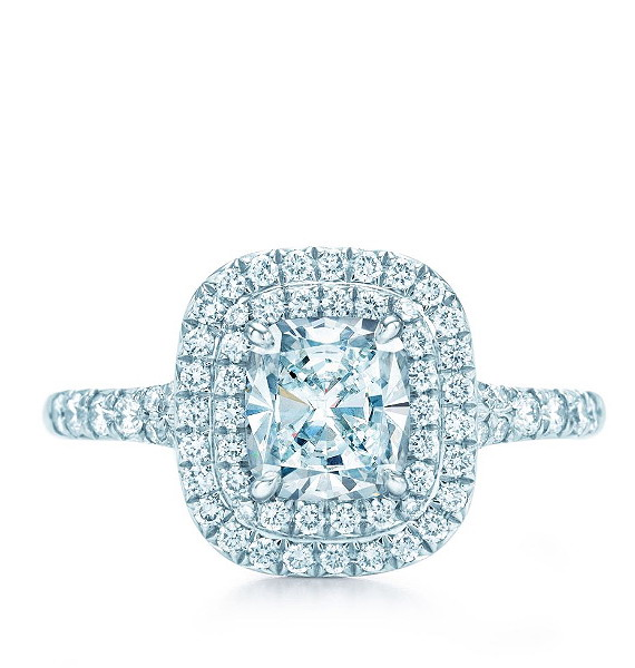حلقه ازدواج Tiffany