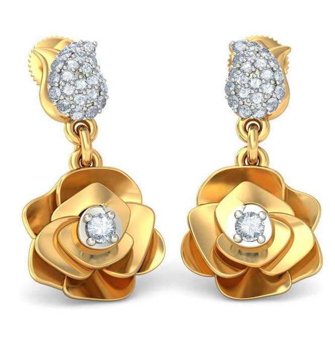 ست جواهرات طلا
