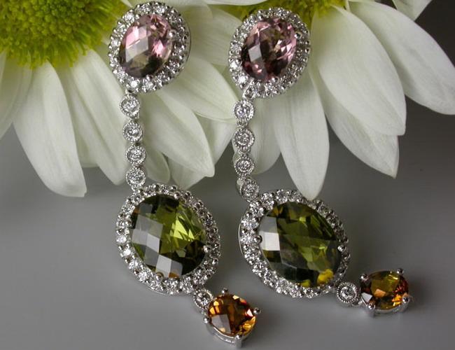 جواهرات مدل لباس,کیف,کفش,جواهرات  , زیورآلات برند Secrete Jewelry - سری اول