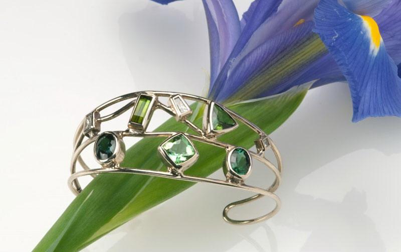 جواهرات مدل لباس,کیف,کفش,جواهرات  , زیورآلات برند Secrete Jewelry - سری دوم