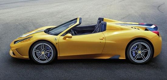 اخبار تکنولوژی و فناوری اخبار داغ  ,  458 Speciale A محصول جدید شرکت فراری