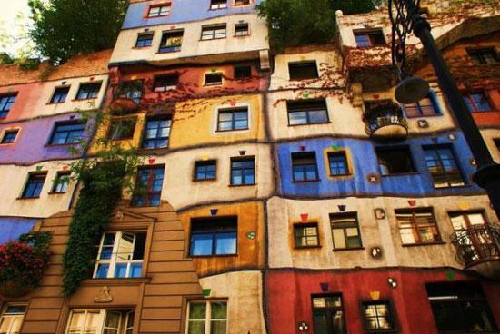 خانههایی که دل هرکسی را آب می کند
