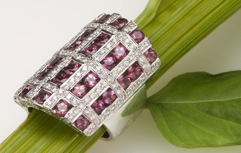 انواع مدل زیور آلات زنانه - مدل جواهرات - مدل انگشتر