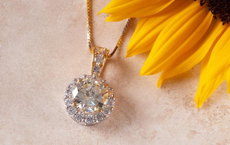 جواهرات زیبا - مدل گردنبند - انواع زیور آلات زنانه