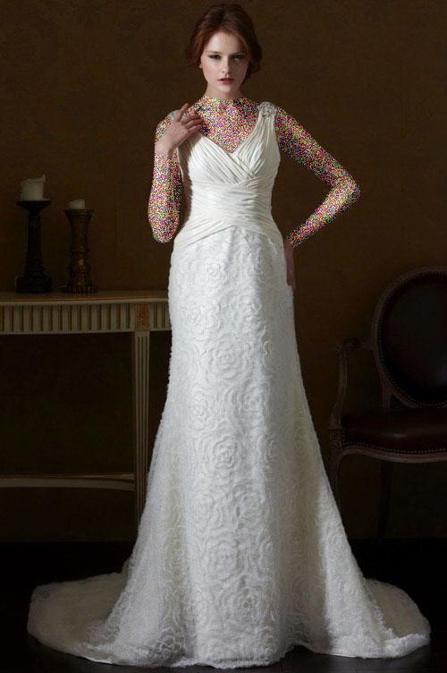 لباس عروس Eden Bridals