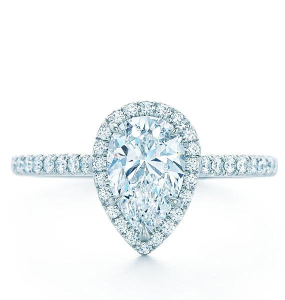مدل حلقه ازدواج برند Tiffany