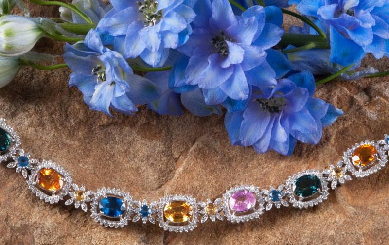 مدل جواهرات - مدل دستبند