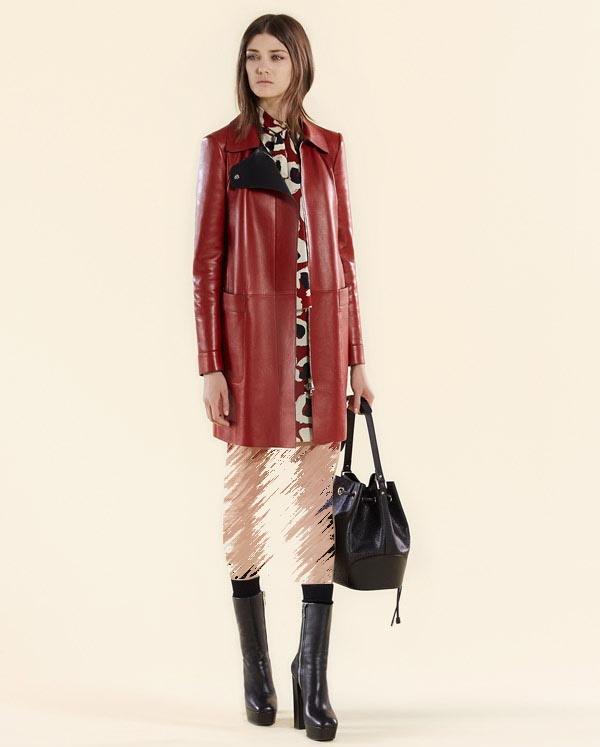 مدل لباس زنانه پاییزی Gucci