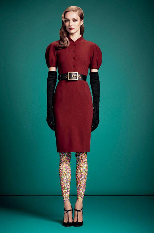 لباس زنانه زمستانی Gucci